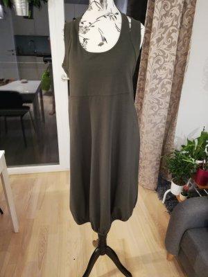 Anastasia Off-The-Shoulder Dress khaki
