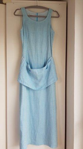 Blacky Dress Robe longue bleu azur