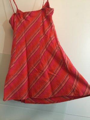 Sommerkleid aus Leinen Gr. 36