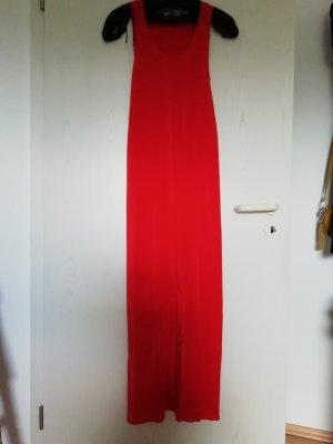 Calvin Klein Ball Dress red polypropylene