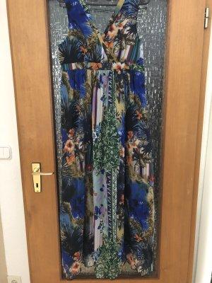 Aniston Robe longue multicolore polyester