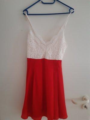 Lesara Robe courte rouge