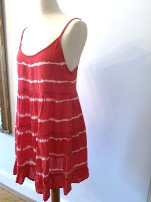 Sommerkleid, Beachkleid, rot, BeFreak, 36