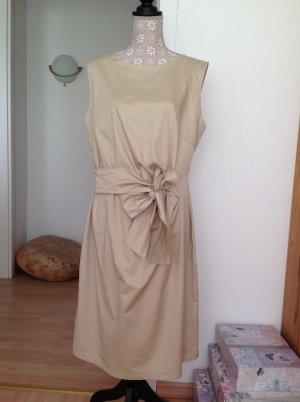 Sommerkleid beige Cassani