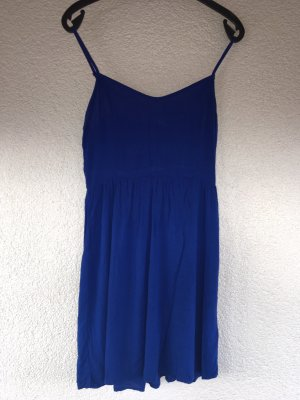 Sommerkleid blau