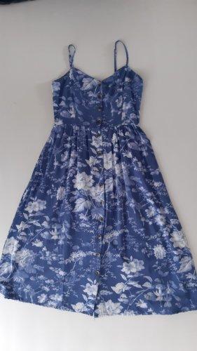 Sommerkleid blau Gr.38