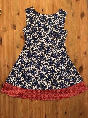 Oasis Vestido línea A multicolor