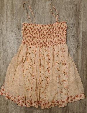 Miss Selfridge Sweat Dress rose-gold-coloured
