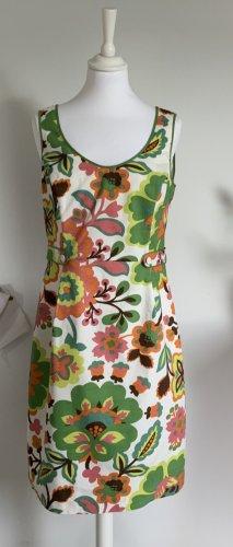 Boden London Robe d'été multicolore coton