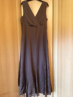 Mexx Empire Dress dark brown cotton