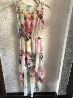 Sommerkleid bunt Blumen Gr. S