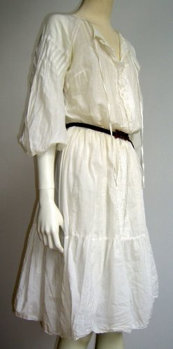 Sommerkleid by Roberto Cavalli in Weiß