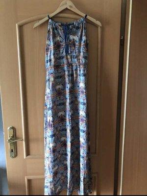 17&co Maxi-jurk blauw