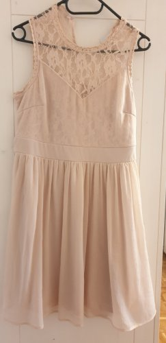 Vero Moda Mini Dress rose-gold-coloured