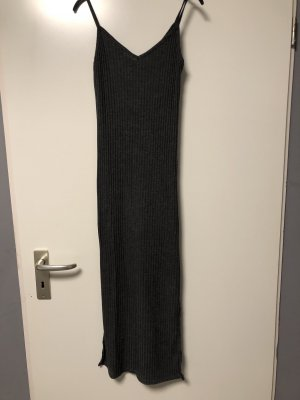 Knitted Dress anthracite