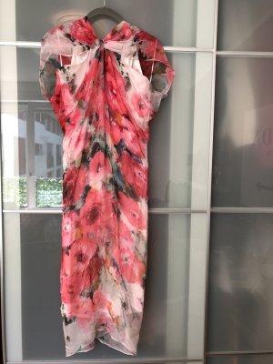 Sommerkleid/Cocktailkleid aus Seide Talbot Runhof