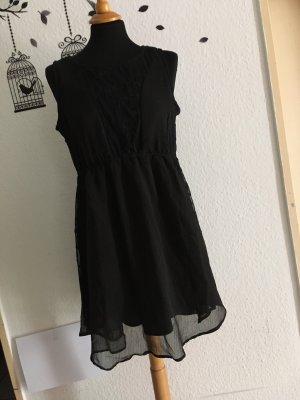 Sublevel Sukienka koktajlowa czarny