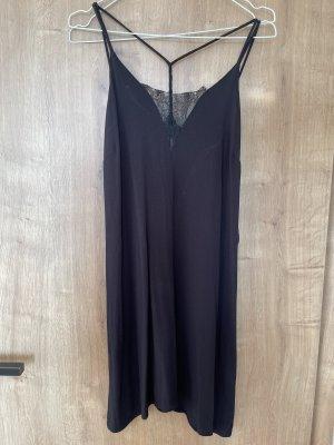 Sommerkleid, das kleine schwarze mit Spitze, H&M