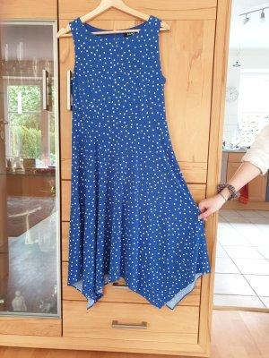 DKNY Vestido de Verano azul aciano