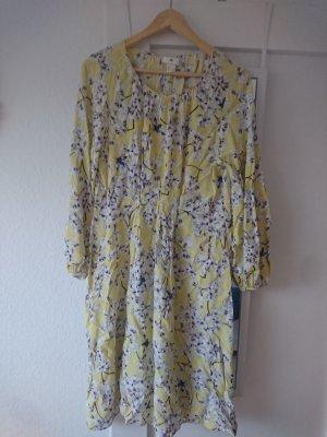 Anna Glover × H&M Sukienka z długim rękawem Wielokolorowy