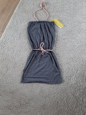 alife and kickin Sukienka plażowa szary