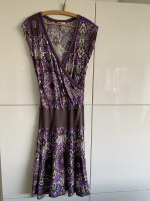 Dept Midi Dress multicolored