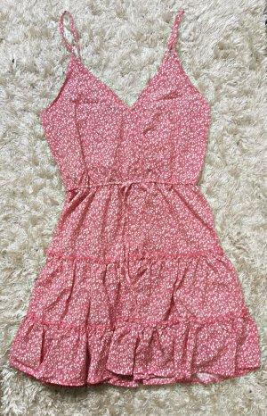 SheIn Beach Dress multicolored
