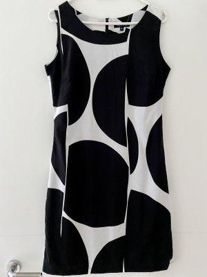 Vestino  nero-bianco