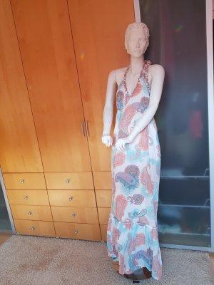 Esprit Off-The-Shoulder Dress multicolored