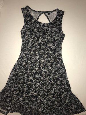 About You Mini Dress black-white