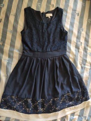 Apricot Summer Dress blue