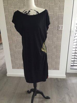 edc by Esprit Vestido de tela de jersey negro