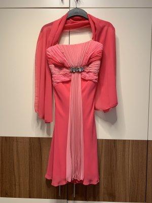 Sommerkleid Festtagskleid pink