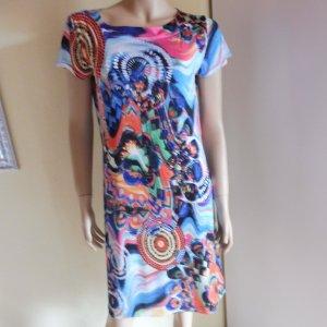 Sommerkleid Froma sommerliche Farben Gr. 40