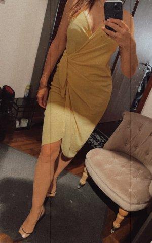 Sommerkleid Gelb Große M