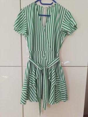 Sommerkleid gestreift Größe S 36 wie neu