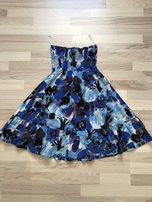Sommerkleid gr.38 blau