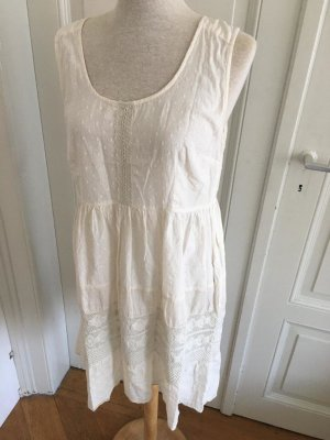 Rut m. fl. Lace Dress natural white