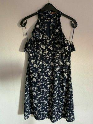 Sommerkleid Gr. 38 mit Blumendruck von QED London