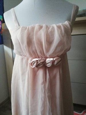 Amisu Sukienka plażowa stary róż-różany