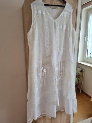 alexo Robe d'été blanc