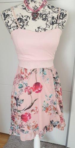 Colloseum Vestido tipo overol rosa claro