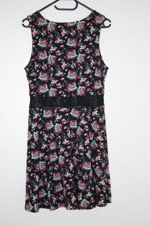 no name Summer Dress multicolored cotton