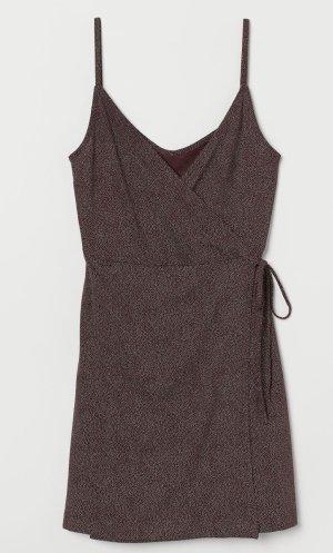 Sommerkleid H&M Weinrot
