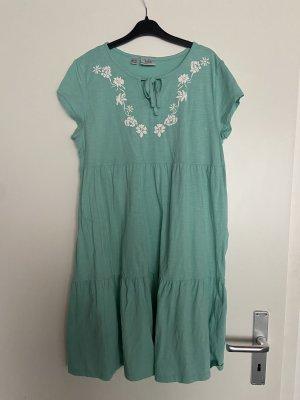bpc bonprix collection Abito jersey turchese