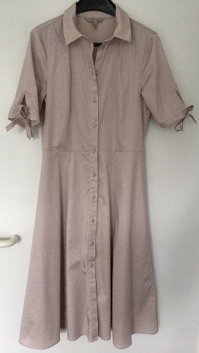 H&M Shirtwaist dress pink cotton