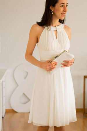 Sommerkleid, Hochzeit, Standesamt