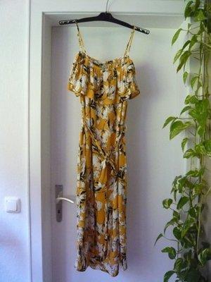 """Sommerkleid """"IHMARRAKECH"""", Marke: ICHI, Gr. S, Viskose,Carmenausschnitt, Träger, neu mit Etikett"""