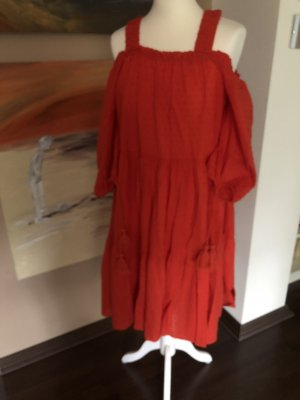 Hennes Collection by H&M Hippie Dress red