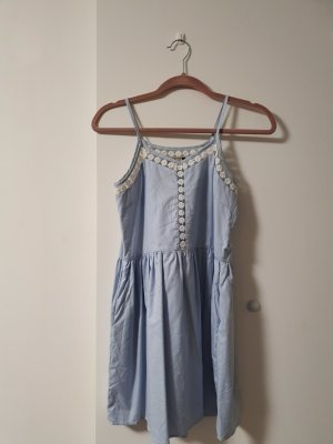 Babydoll Dress azure